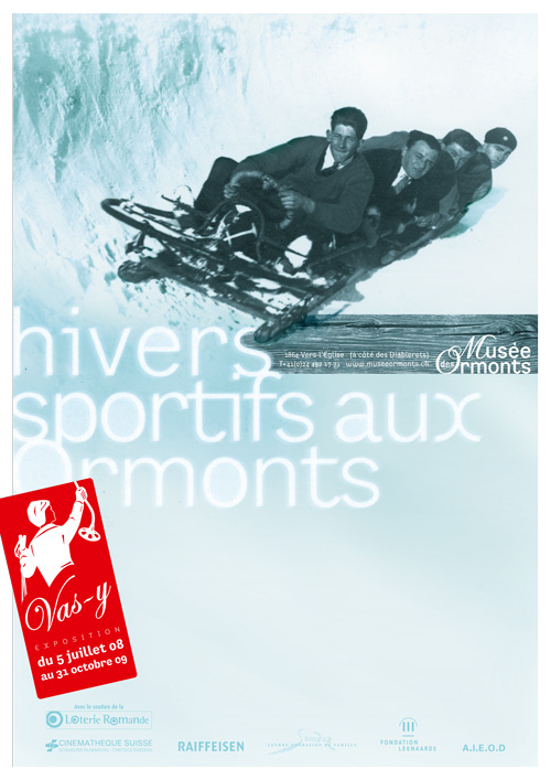 Winter Sports in Les Ormonts