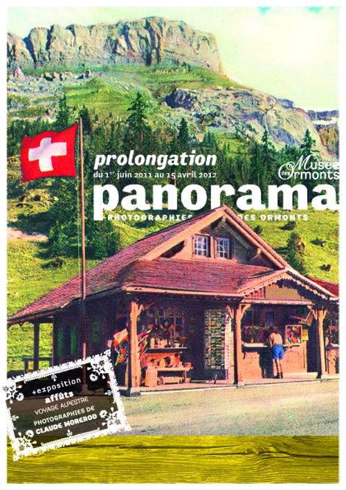 Panorama – Fotografien von Les Ormonts