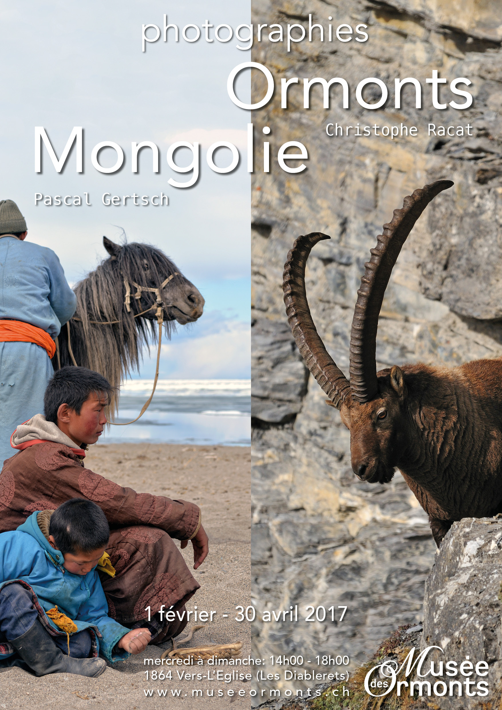 Photographies Ormonts – Mongolie