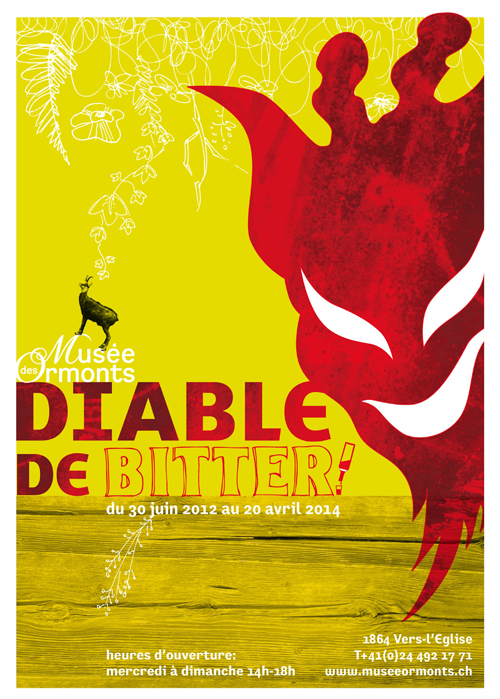 Exhibition: Diable de Bitter